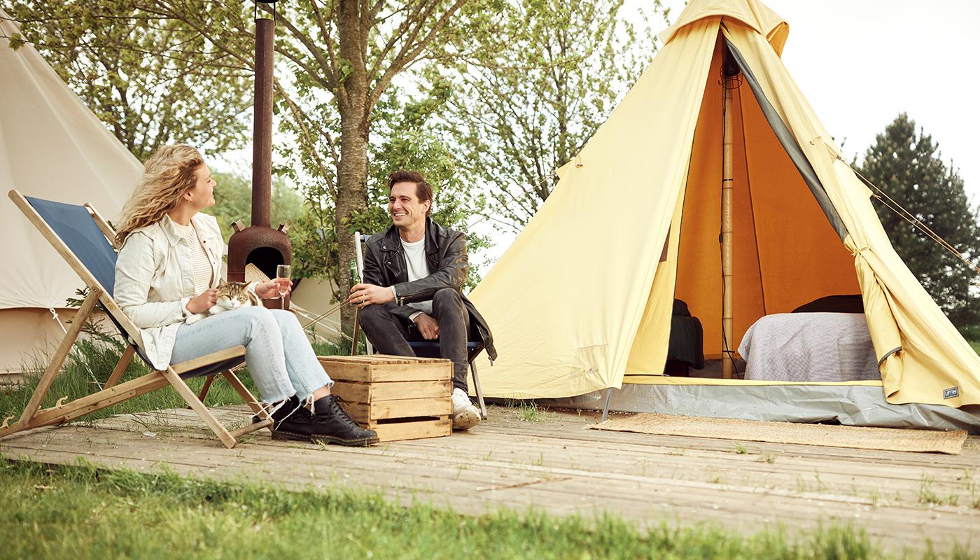 The Queen festival tent LIFFIN