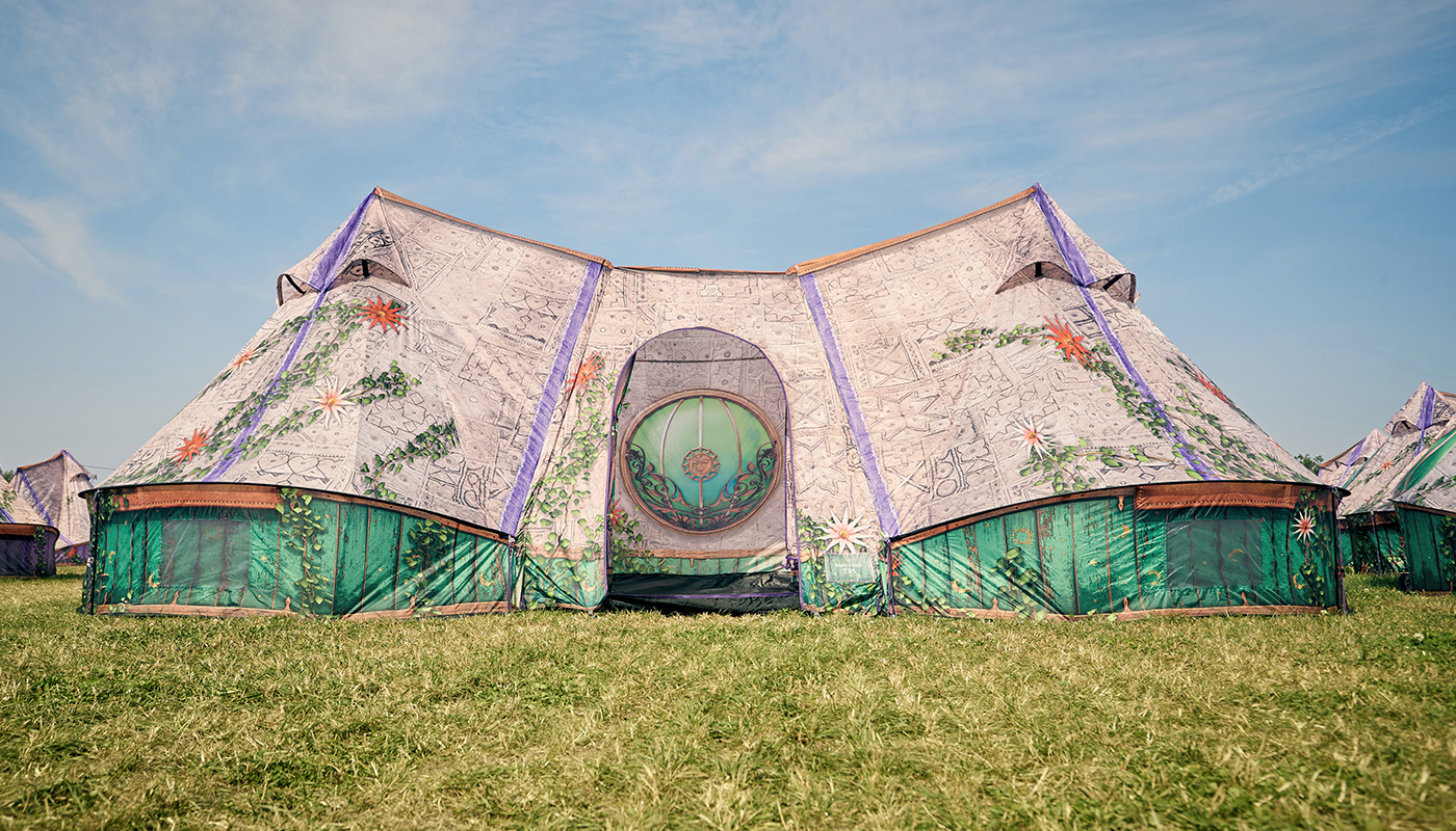 Franklin Belltent Tomorrowland LIFFIN