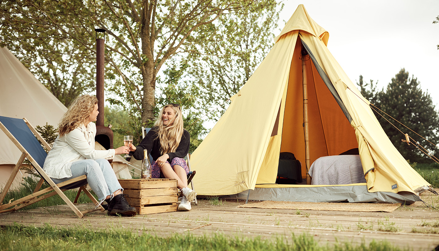 The Queen boutique glamping LIFFIN